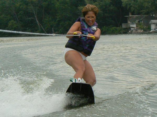 2007-6-17 Wake Boarding