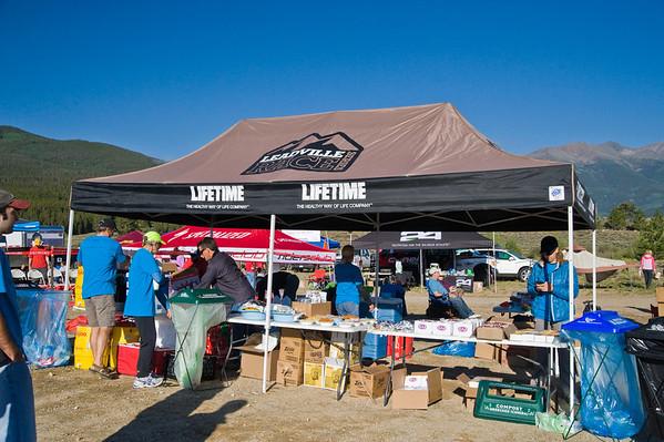 Leadville 100 MTB Aug 11 2012