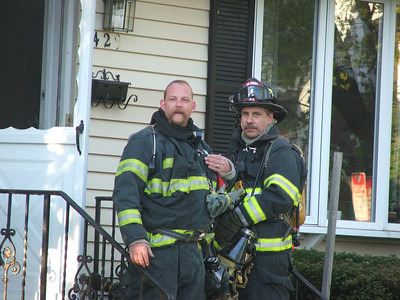 04-17-06 New Milford, NJ - Working Fire