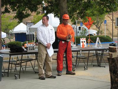 MSA Equipment Show 2008