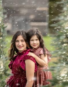 Lily & Eva