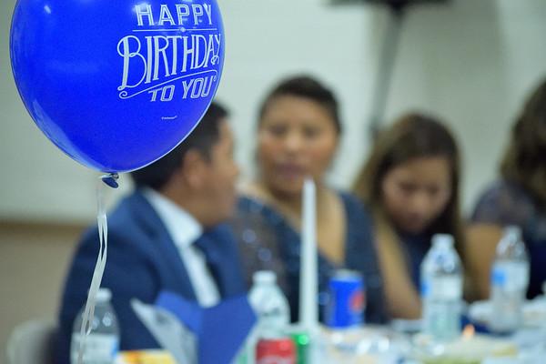 Jimenez Birthday Celebration (Jimenez Celebración de cumpleaños)