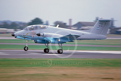 Argentinian  Air Force FMA IA-58 Pucara Attack Airplane Pictures for Sale
