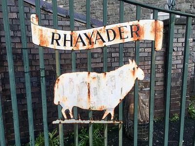 2019 Rhayader with Loddon Vale