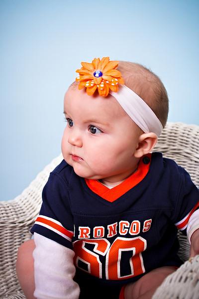 Baby Ashlynn 25 March 2009
