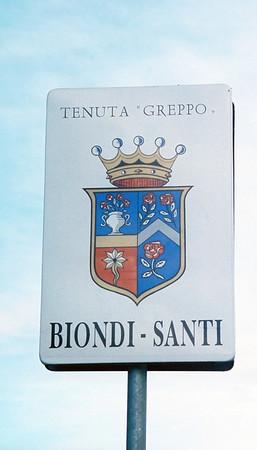 Biondi Santi, Tuscany