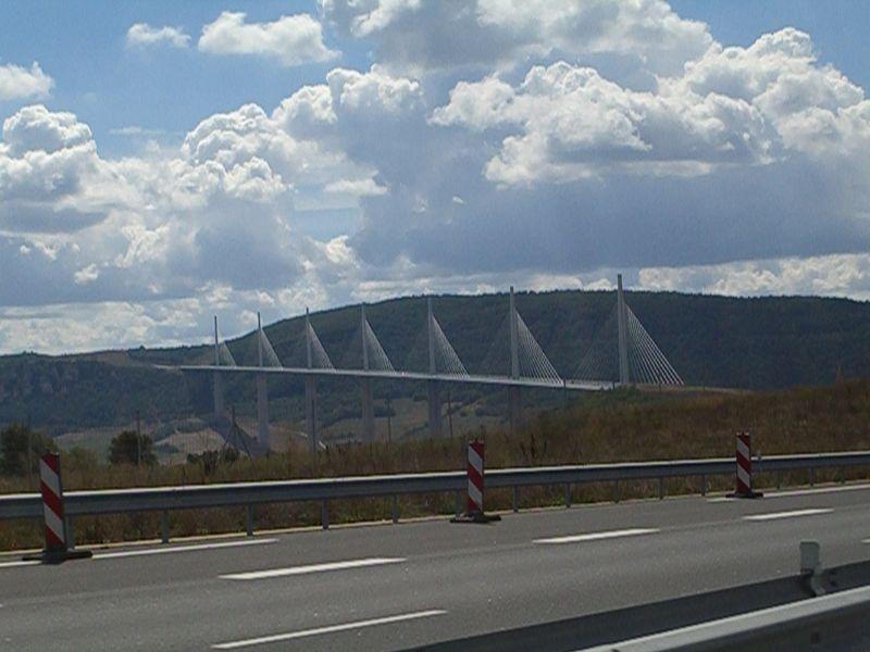 De hoogste brug ter wereld in zicht!
