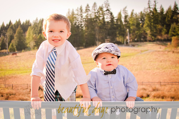 Walker & Paxton - Birthday Boys