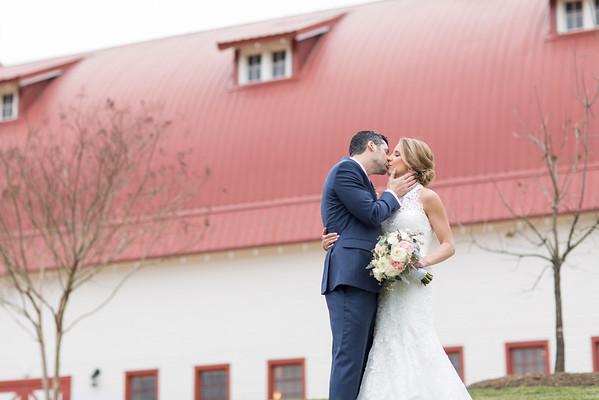 Paige & David Wedding