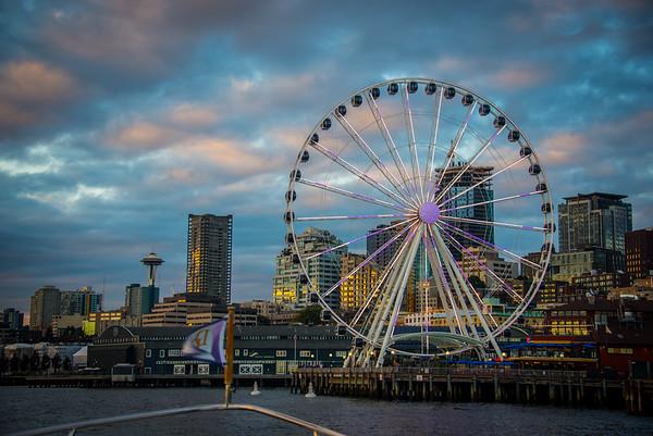 Seattle, WA 2016