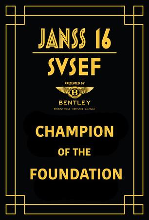 Janss 2016 - Champions