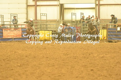TEAM ROPING 2ND GO 11-26-2016
