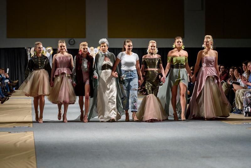 4/1/17 Purdue Fashion Show, Anna Bowers