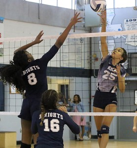 Upper School Volleyball