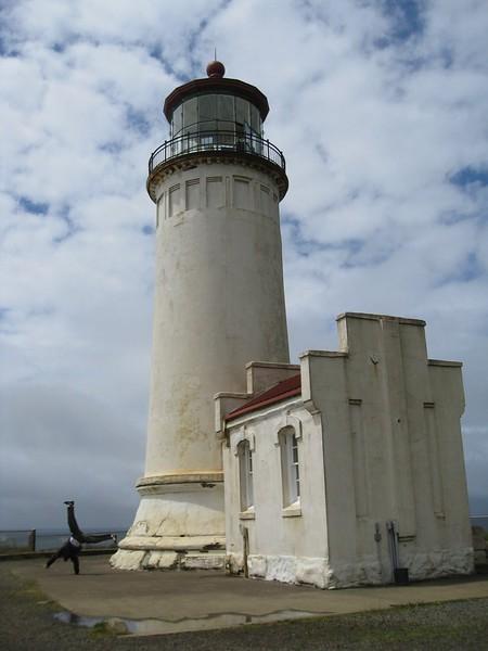 Andres Calderon - North Head Lighthouse - Washington