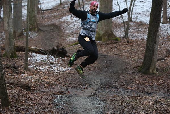 Seneca Creek Trail Marathon and 50K - Zien