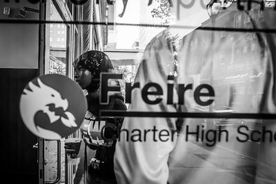 Freire High School Fall 2018