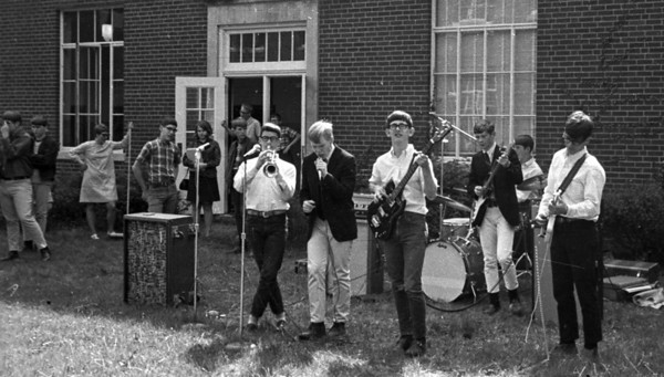 Michael Rifen Band at Central Jr. High