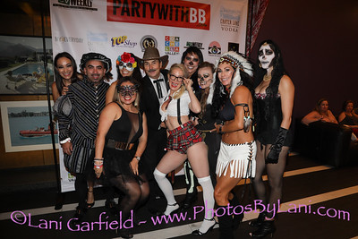 BB's Halloween Party by Lani