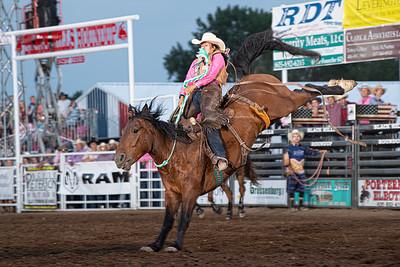 Ladies Ranch Broncs