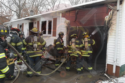 Brentwood F.D. Signal13  1487 Spur Dr. North 2/10/16