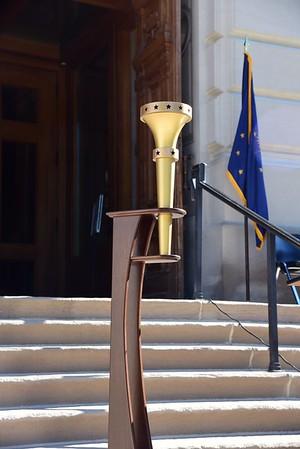Bicentennial Torch Relay Event