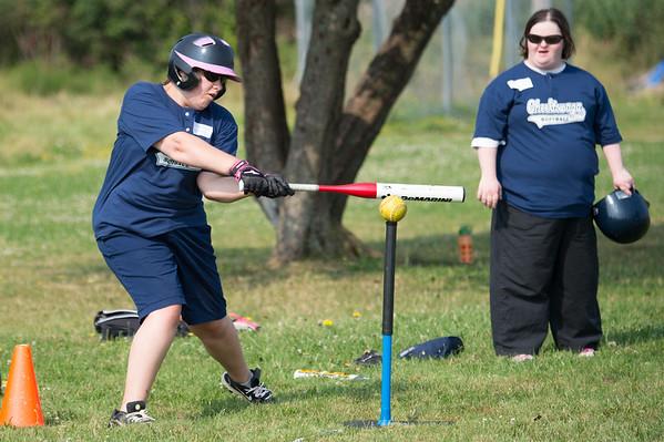Softball - Skills