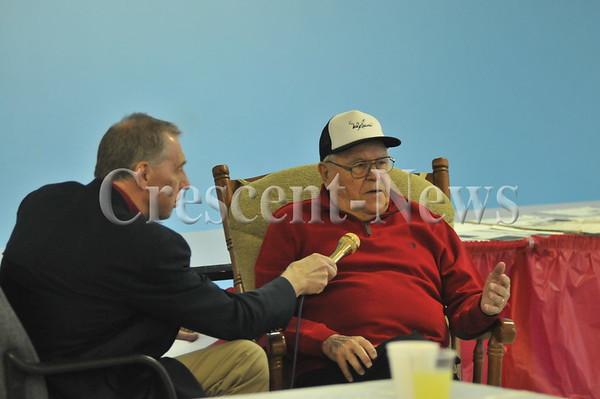 03-30-14 Sports Dave Fleck interview Ned Garver @ PH