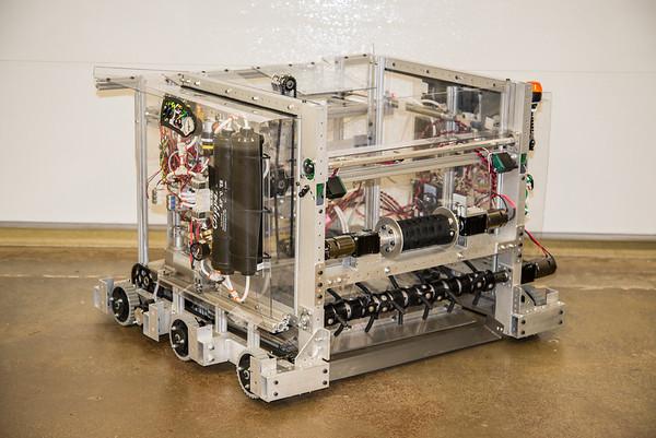 Robot Technical Photos