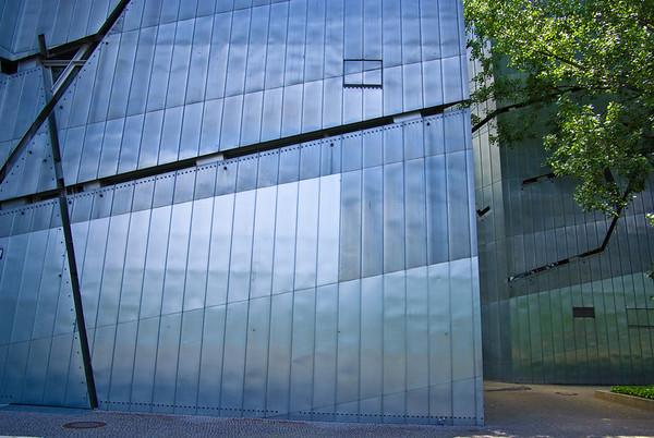 Jewish Museum, Berlin - Daniel Liebeskind