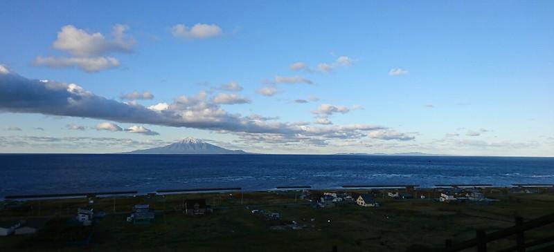 Mt. Rishiri in Hokkaido