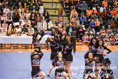 11-12-2016 Einstein HS at MCPS Cheerleading Championship Division 3 at Montgomery Blair HS, Photos by Jeffrey Vogt Photography