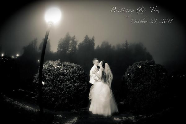 Brittany & Tim