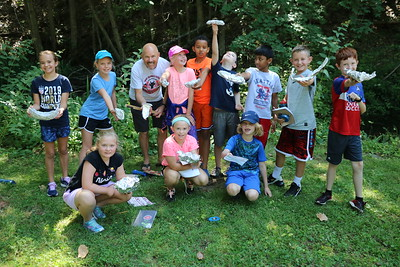 Summer Camps - Outdoor Math Boat Races 8-14-19