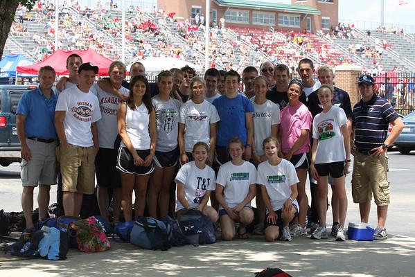 GHS Track State Meet (Jesse Owens Stadium)