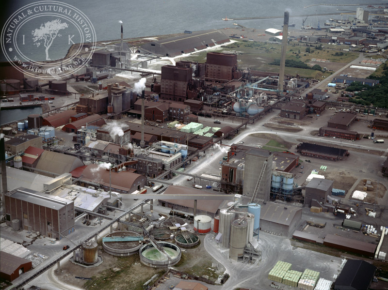 Helsingborg, Kemira chemical industries (1990) | PH.0510