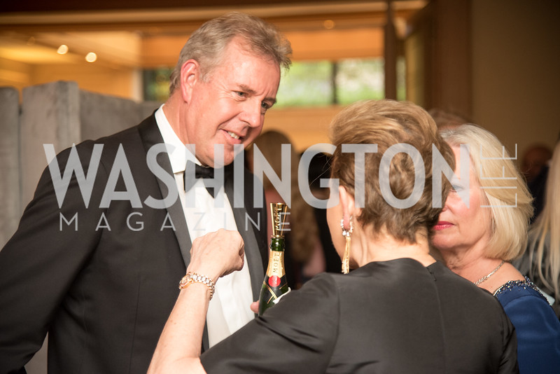Sir Kim Darroch, Harvard Business School, Leadership Gala, DC, The Four Seasons, June 13, 2018.  Photo by Ben Droz.