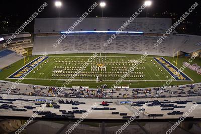 2012 MHS Band Spectacular - Halftime