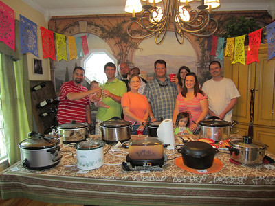 3rd Annual Leita Chili Cookoff