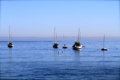 Monterey, Old Fisherman's Wharf & 17 Mile Drive