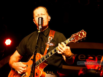 Reverend Horton Heat at Ace of Spades 7/13/2011