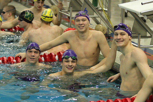 State Swim Meet 2017
