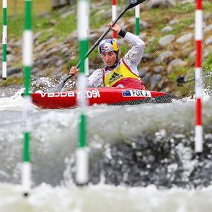 ICF Canoe Kayak Slalom World Cup Liptovsky Mikulas 2018
