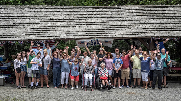 Hill Family Reunion 2017