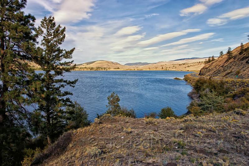 North End of Nicola Lake
