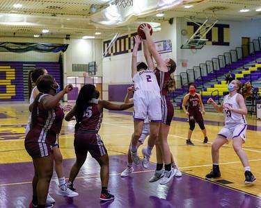 Girls Varsity Basketball v Mount Vernon 12/30/20