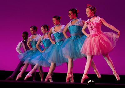 Dance 2013, ECU