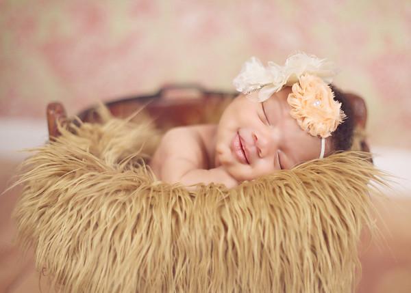 Amari, 12 days old
