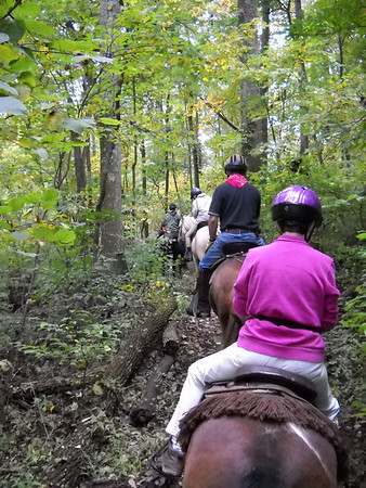 2009 USTR Gettysburg Ride October