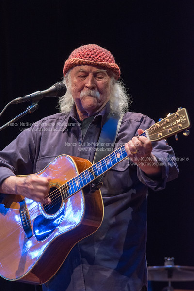 David Crosby and Sky Trails Band June 13, 2019